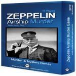 Zeppelin Airship Murder