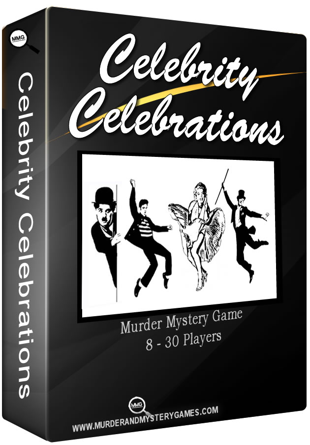 Lights, Camera, Murder!: A Murder Mystery Game - Night of ...