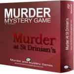 Murder at St Drinian's